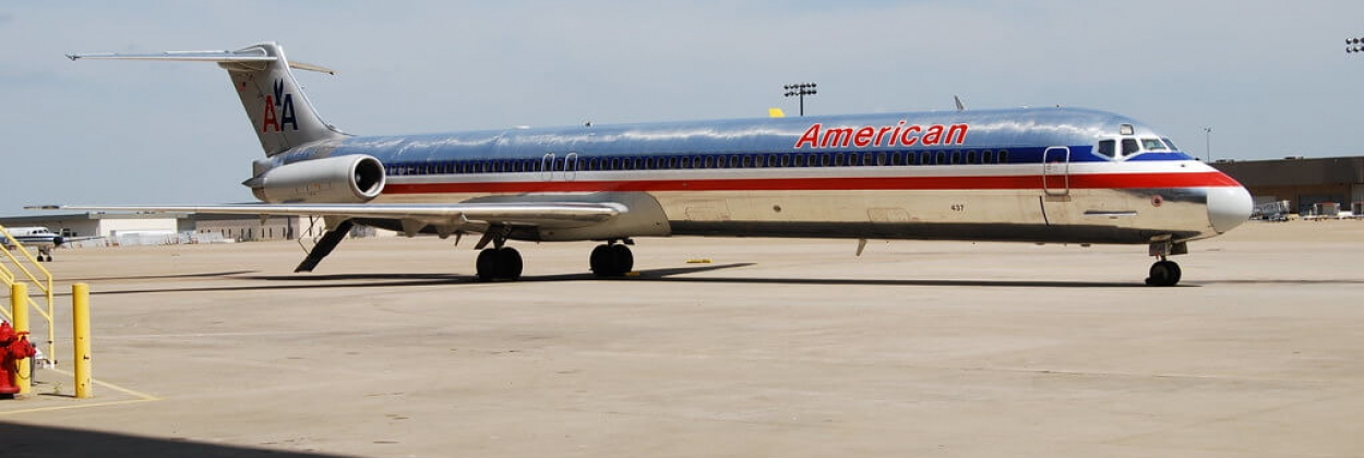 American Airlines to bid farewell to its MD-80 fleet