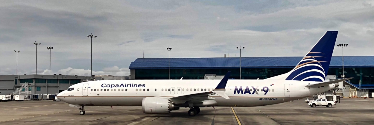 Copa Airlines reaffirms its confidence in Boeing 737 MAX planes