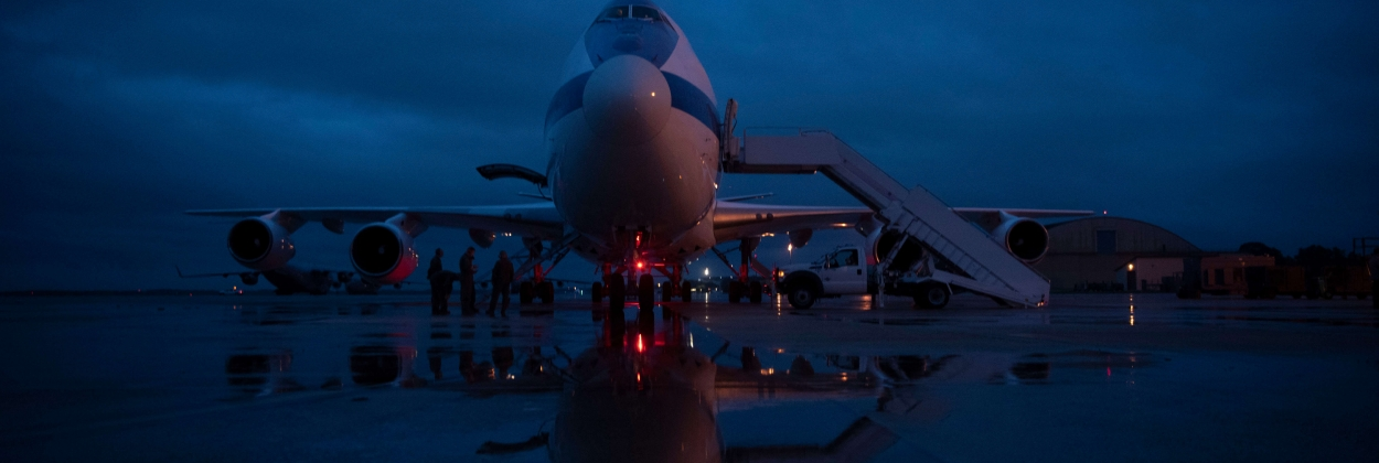 "USAF set to replace its ""Doomsday plane"""