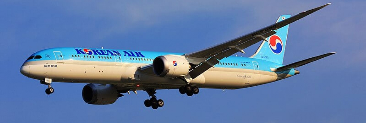 Korean Air to acquire 30 Boeing 787 Dreamliners