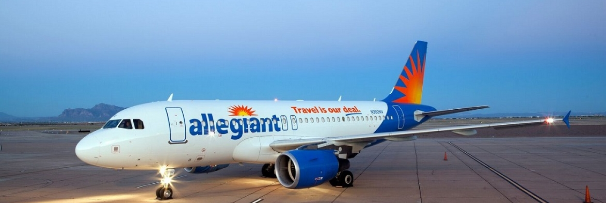 Allegiant receives first US-assembled A320 for all-Airbus fleet