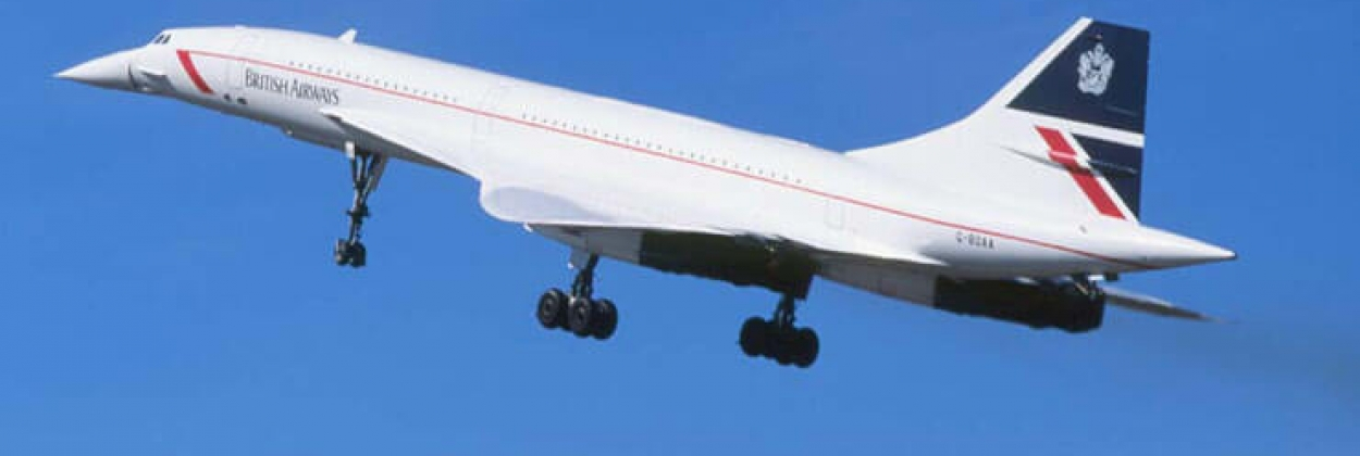 History Hour: First scheduled Concorde takes off