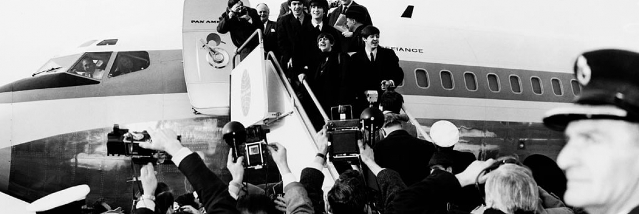 History Hour: Pan America flew The Beatles for first US visit