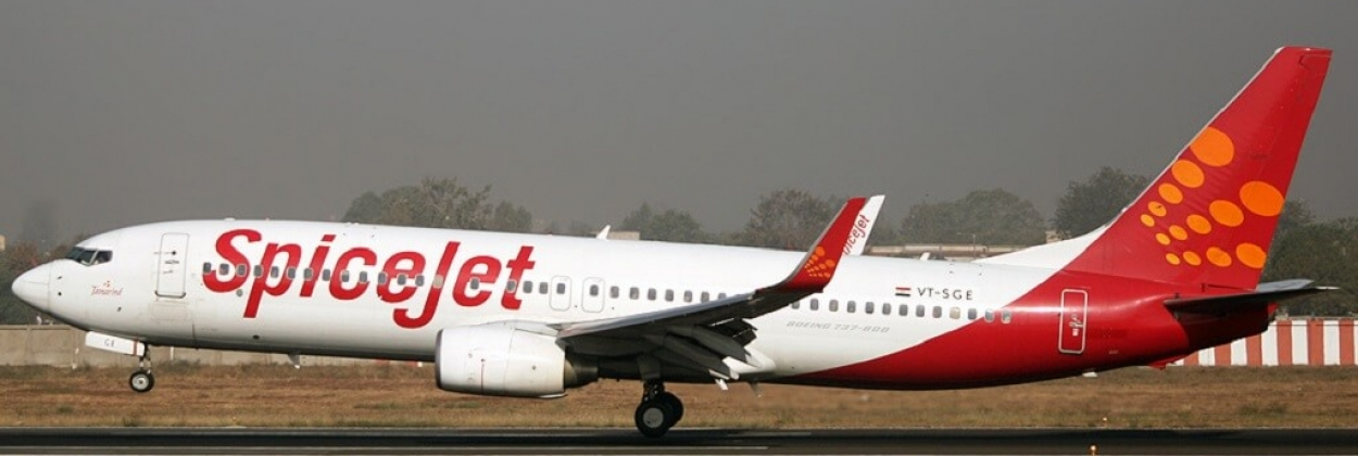 Air Lease Corporation leases 2 Boeing 737-800s to SpiceJet
