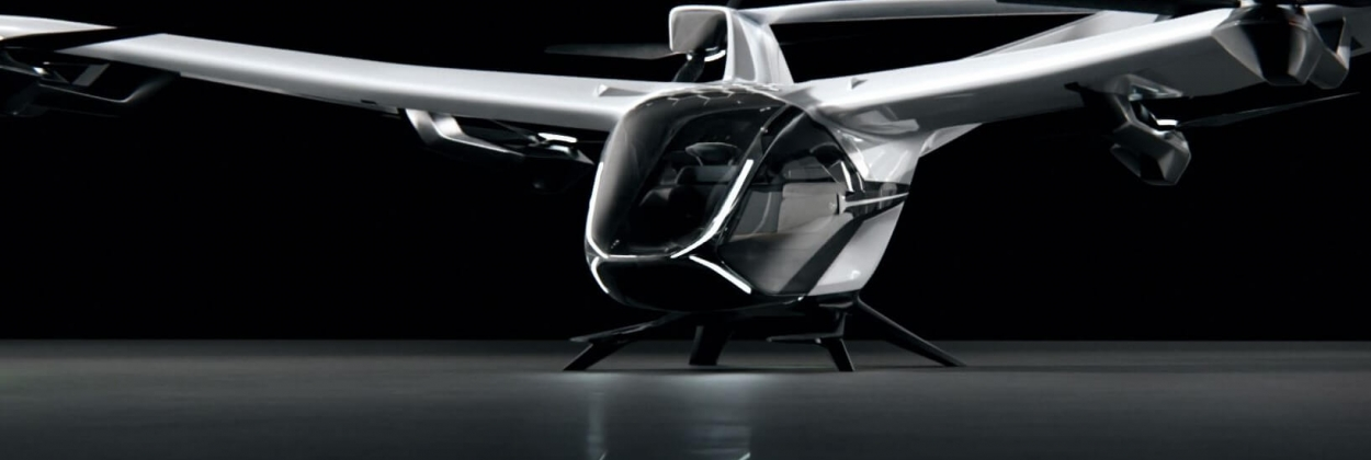 Airbus unveils next generation electric flying taxi