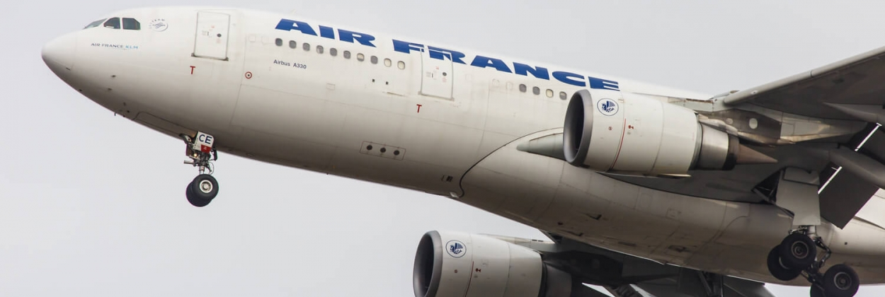 A330 Air France takes off from JFK in New York aerotime news