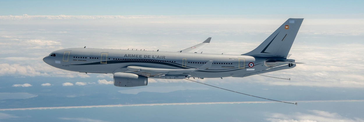 India plans to lease six A330 MRTT tankers from France
