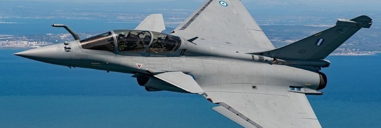Greece orders six additional Rafale fighter jets