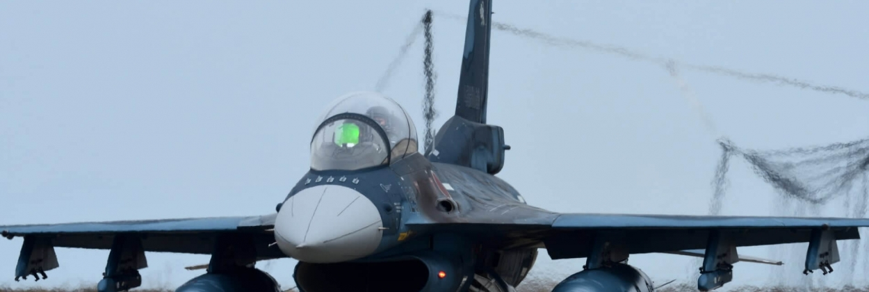 Structural crack reportedly found on Japan F-2 fighter jet