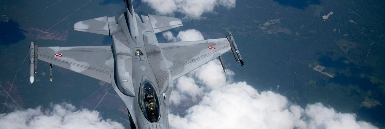 Lockheed Martin to offer new and used F-16 Vipers to Ukraine