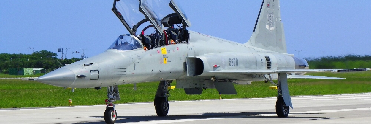 Taiwan F-5 fighters to get new seats after fatal ejection