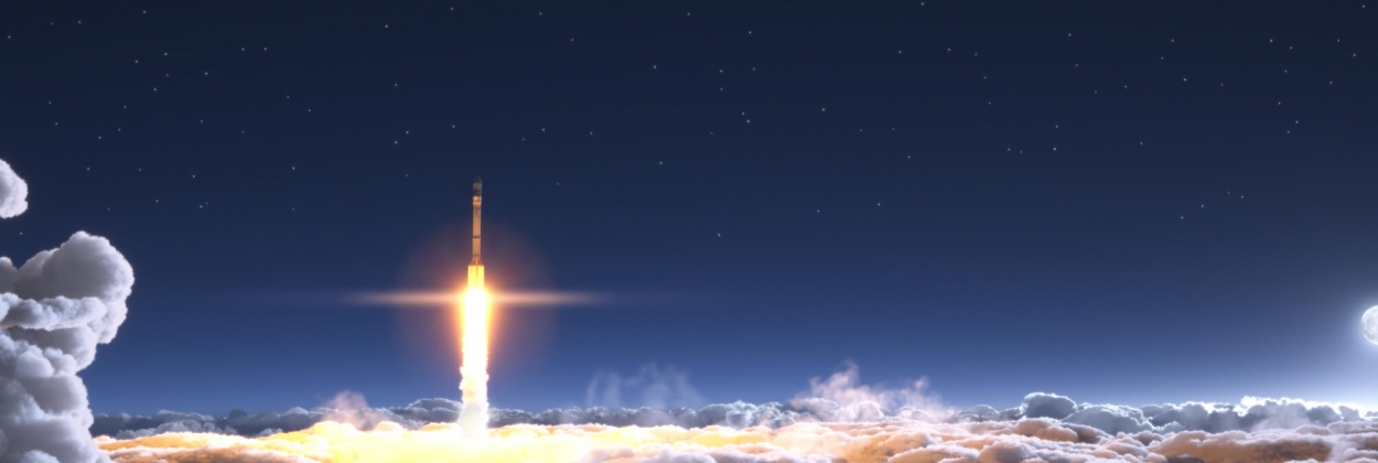 Will space be the next battlefield?