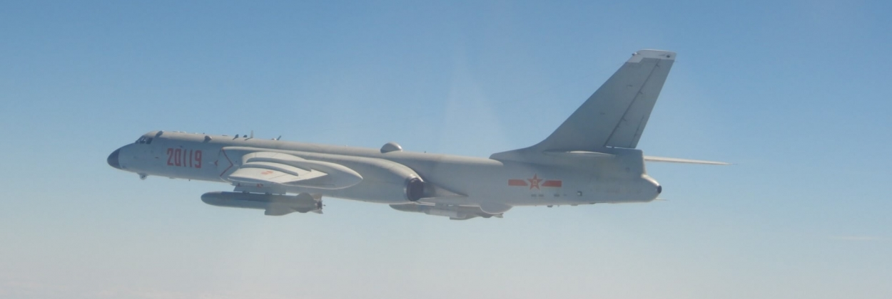 Taiwan reports record incursion of Chinese military aircraft