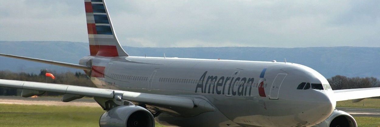 American Airbus a330