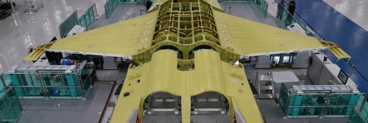 KF-X prototype under construction AeroTime news
