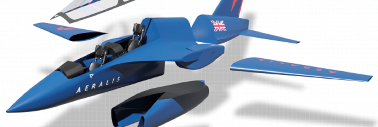 """""""Make your own jet"""": Royal Air Force funds Aeralis three-in-one trainer"""