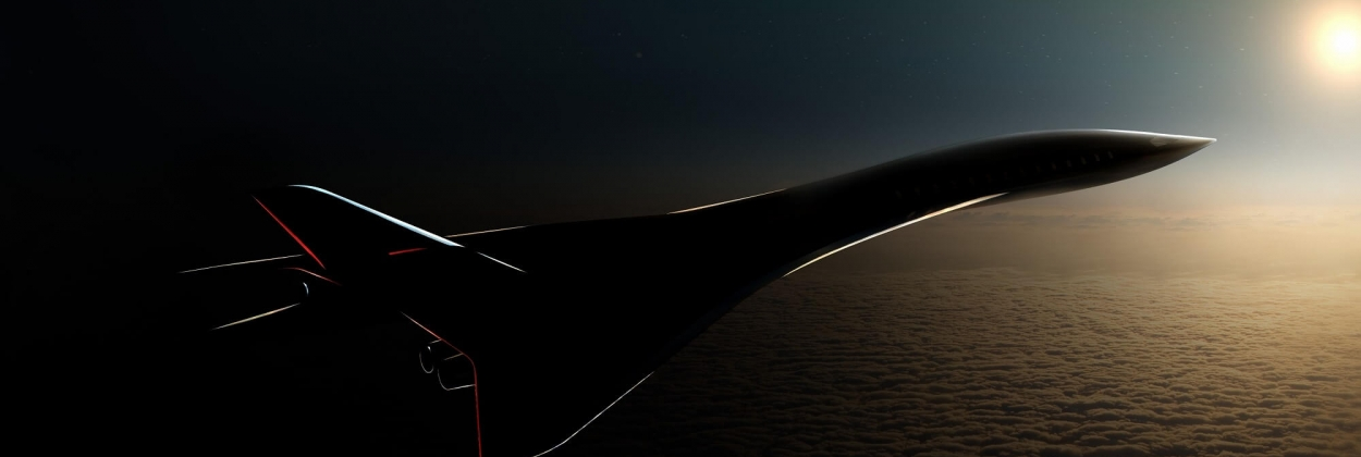Aerion abandons the supersonic race
