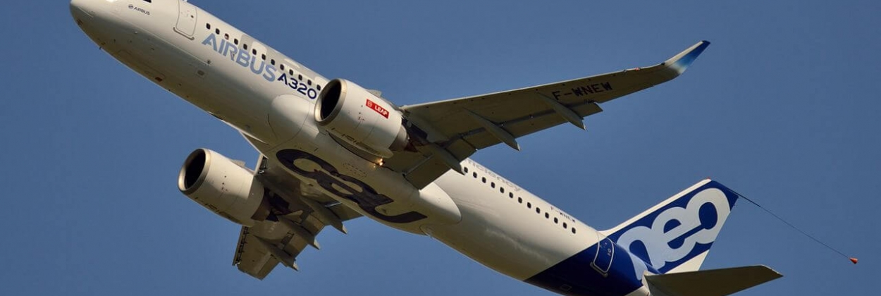 Airbus A320NEO: the big winner at Paris Air Show with 250+ orders