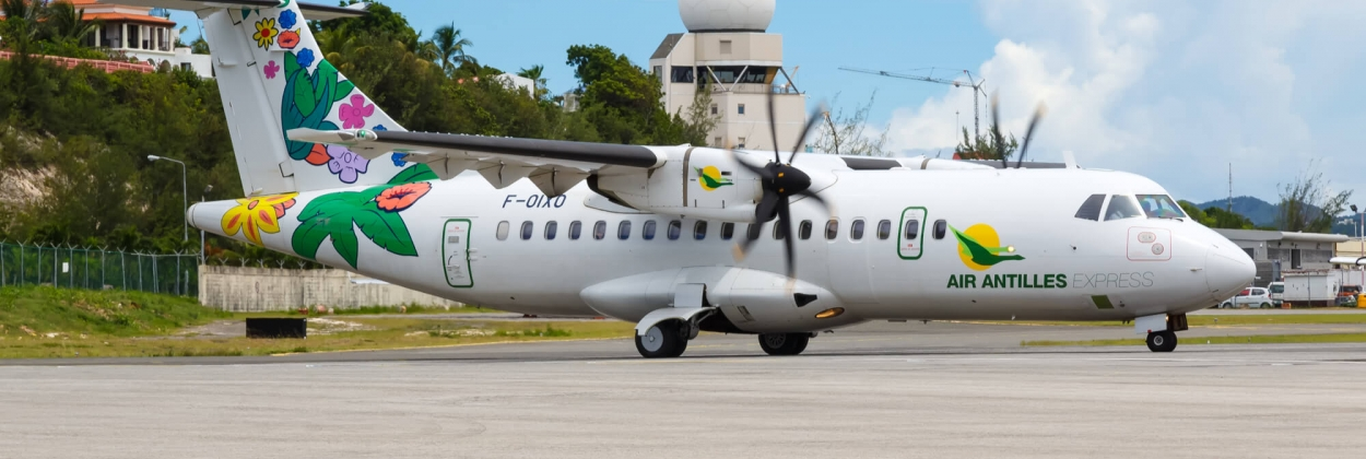 Air Antilles grounded by France, denies losing AOC