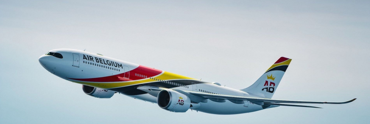 Air Belgium welcomes its first A330neo aircraft pair