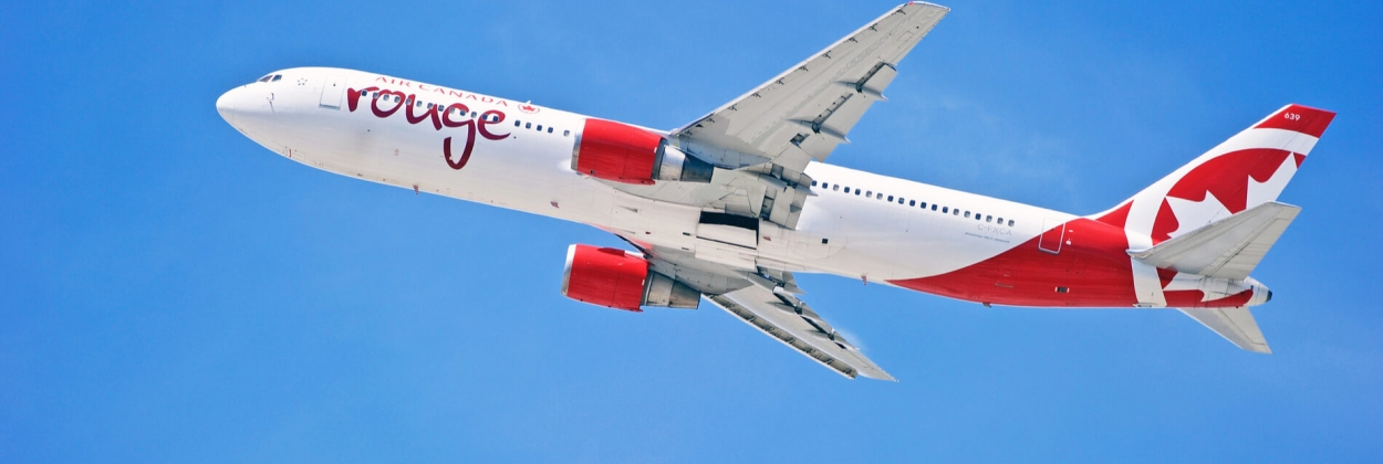 Air Canada's low-cost arm Rouge halts flights indefinitely