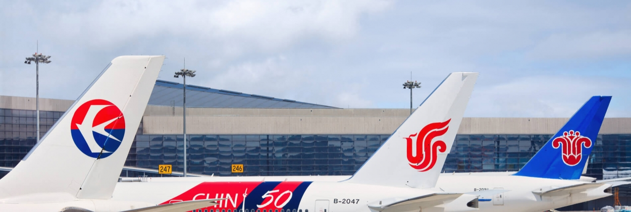 Are Chinese airlines leading the recovery? | Data
