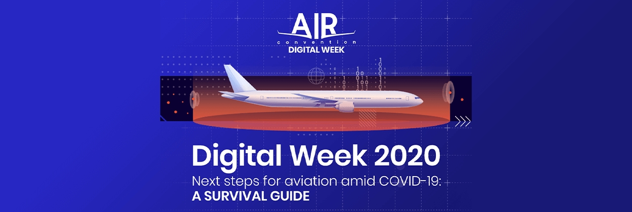 AeroTime to broadcast AIR Convention Digital Week