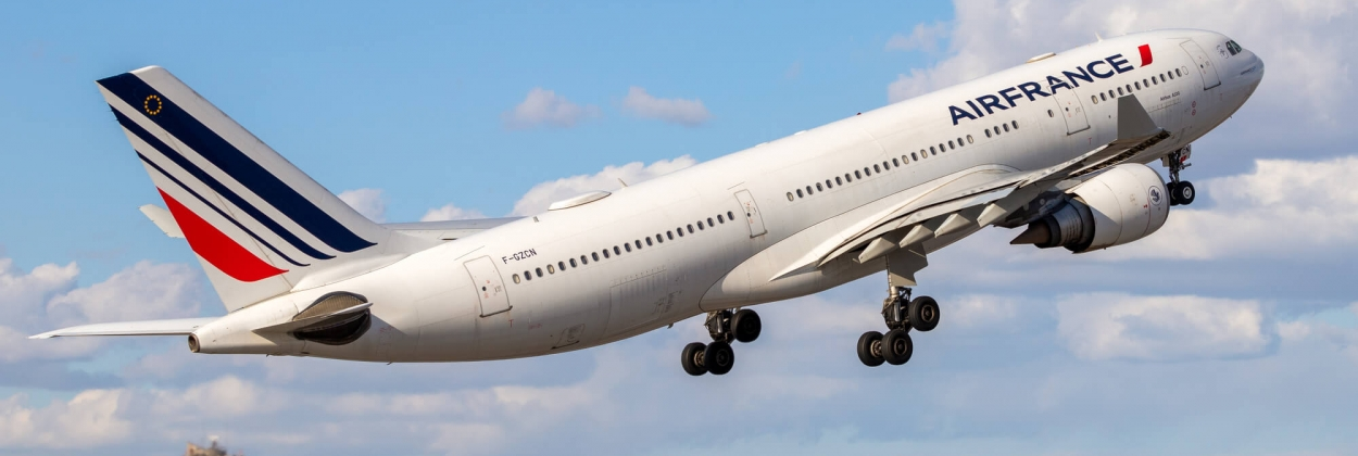 Air France flights unauthorized to enter Russia once again