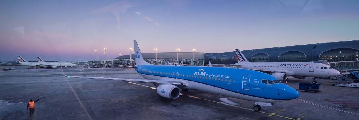 Air France-KLM warns of 'challenging' Q1, posts €7.1B net loss