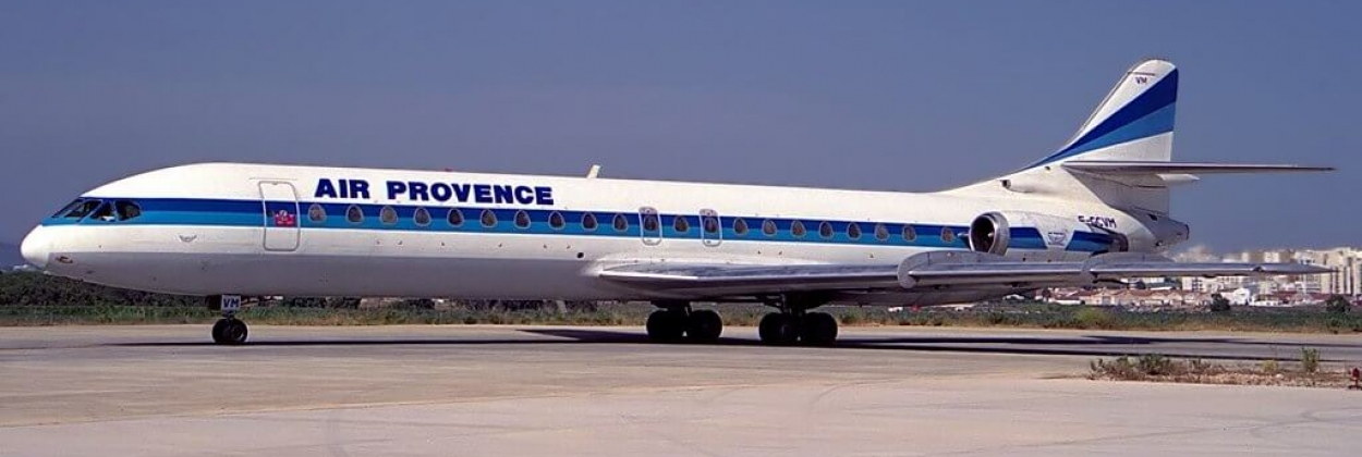 Air Provence Sud Aviation Caravelle