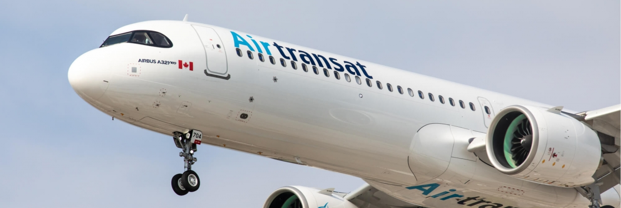 Transat to receive up to $700 million financial aid from Canada