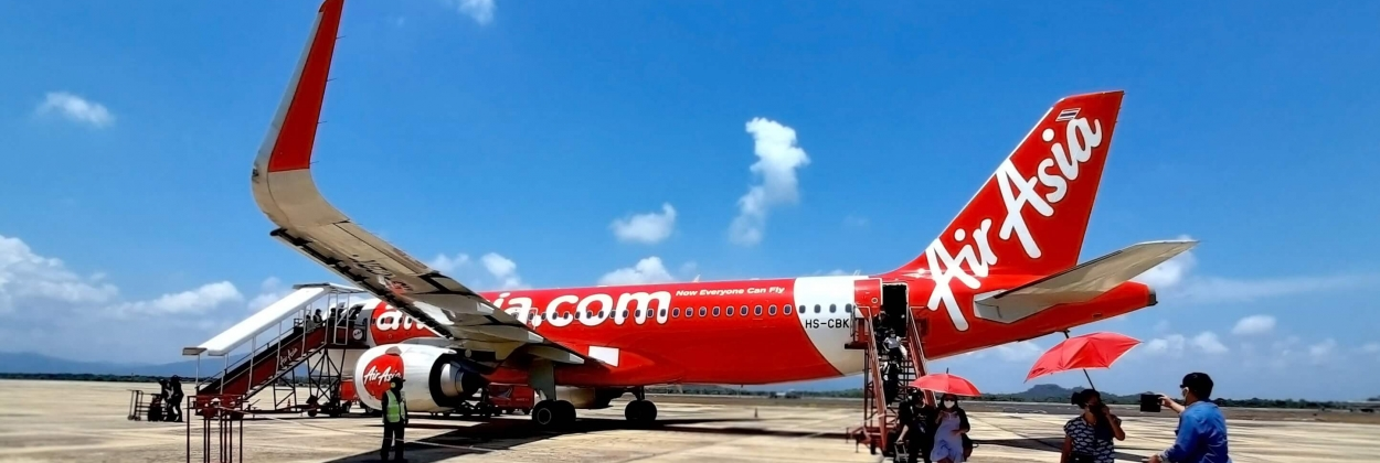 AirAsia Group narrows its net loss in the second quarter of 2021