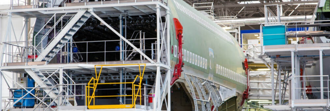 Airbus deliveries fall to 42 aircraft per month in August 2019