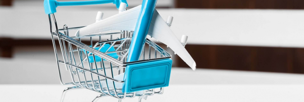 aircraft leasing plane in shopping cart aerotime news