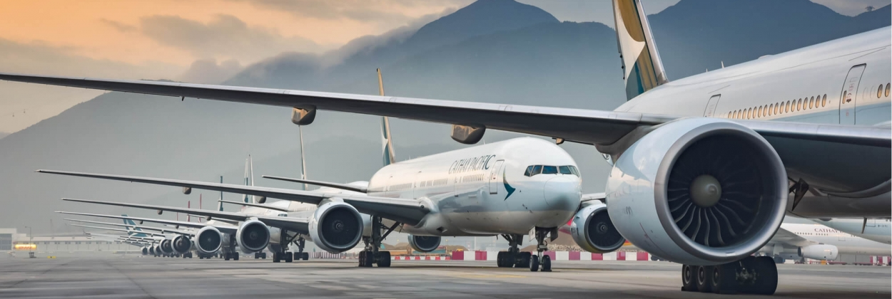 Cathay Pacific lowers capacity plans due to ongoing restrictions