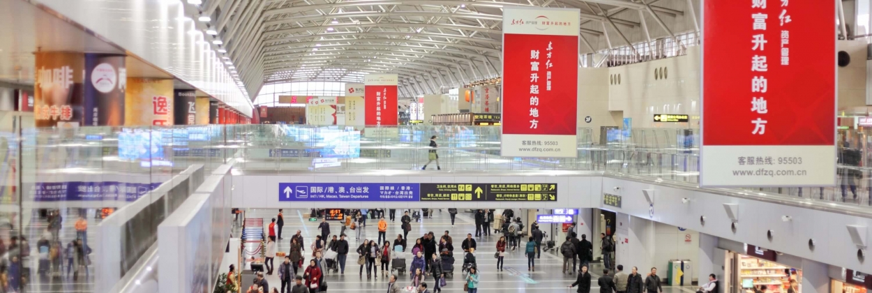 China's National Holiday air traffic numbers lower than 2020