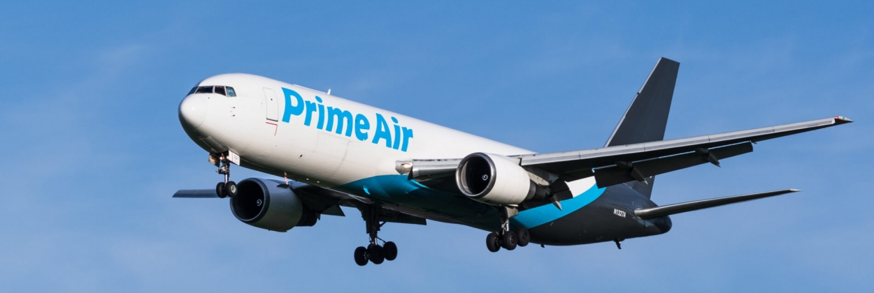 Amazon Air's rapid growth and expanding fleet
