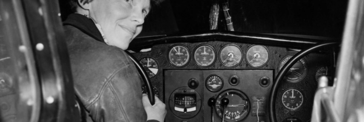 The women who shaped the history of aviation