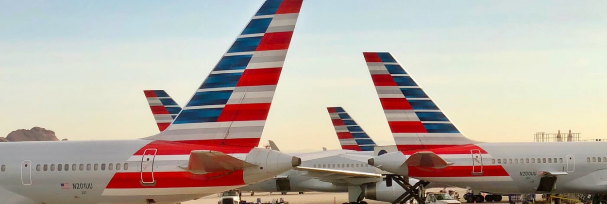 American Airlines plane tails aerotime news
