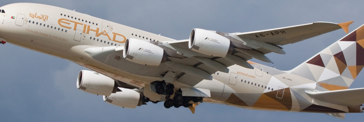 Etihad CEO says July best month since start of pandemic