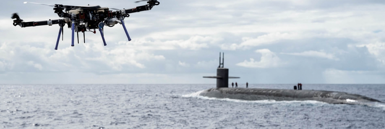 US Navy experiment aerial delivery to resupply submarines [Video]