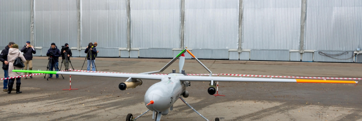 Antonov to design indigenous heavy strike drone for Ukraine