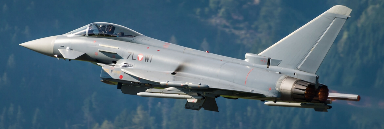 Indonesia interested in unpopular Austrian Eurofighter Typhoons