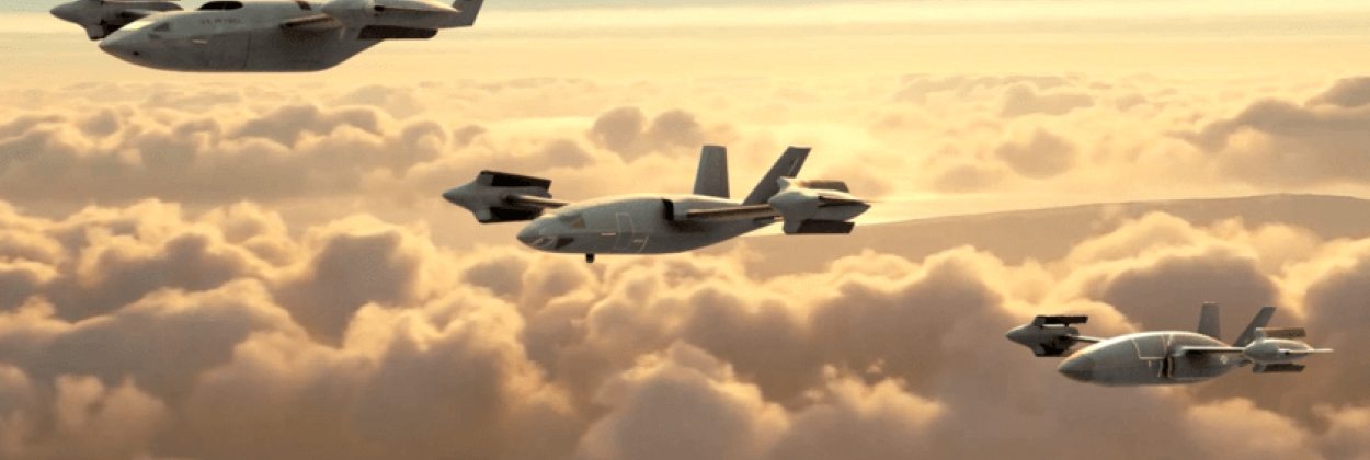 Bell's new vehicle concept can take off like a helicopter, and fly like a jet