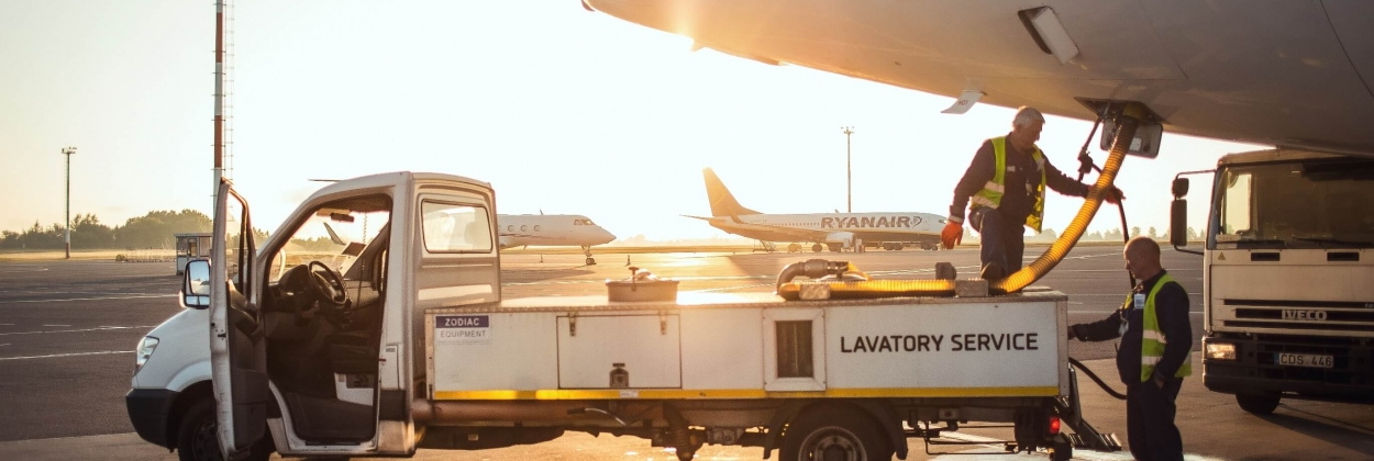 Baltic Ground Services to service Ryanair Sun in Warsaw