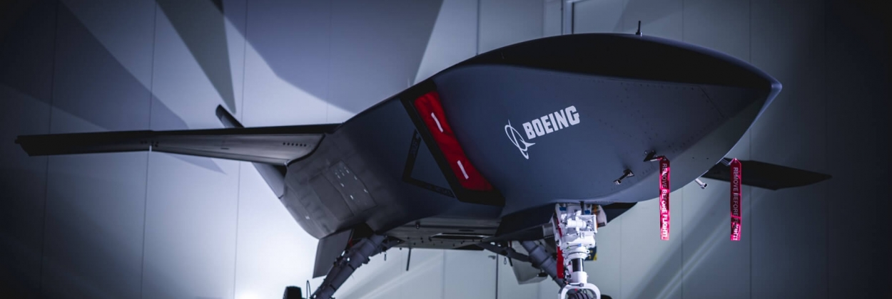 Boeing showcases first Loyal Wingman prototype [Video]