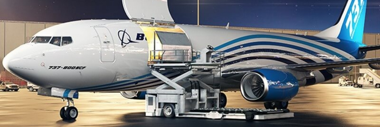 Boeing to open first 737 conversion line of Latin America