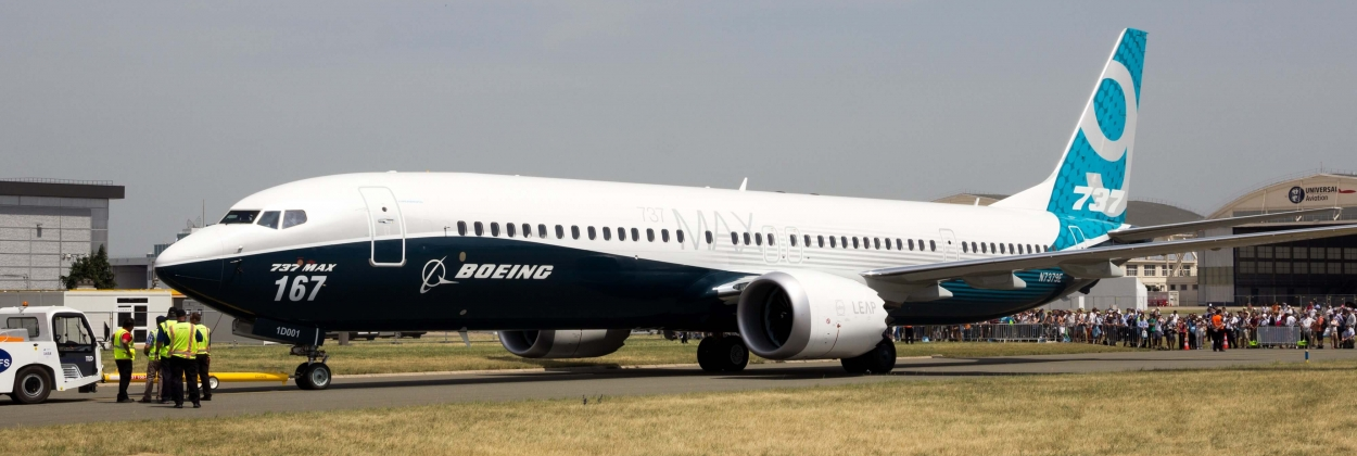Aircraft lessor SMBC orders 14 Boeing 737 MAX