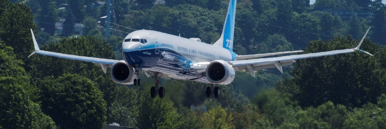 Boeing 737-10, largest of the MAX family, successfully completes maiden flight