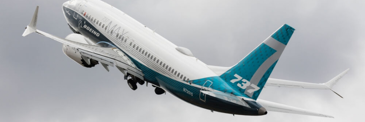 Boeing successfully finishes first day of 737 MAX test flights